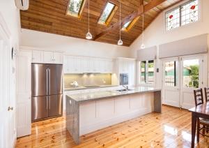 Kitchen Design by Amanda Richmond