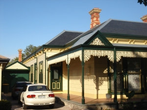 Victorian Home fully restored