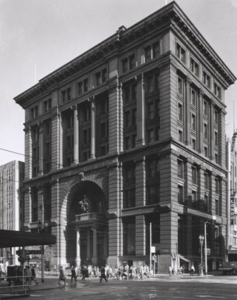 The Colonial Mutual Life Building, Melbourne