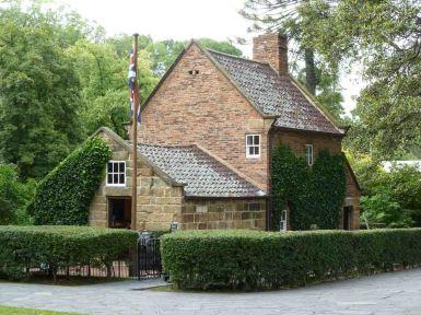 Cook's Cottage, Fitzroy Gardens, Melbourne