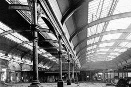 The Demolished Melbourne Eastern Market, interior