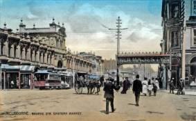 The Demolished Melbourne Eastern Market