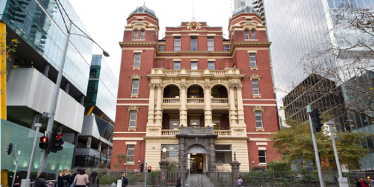 Melbourne's Queen Victoria Hospital