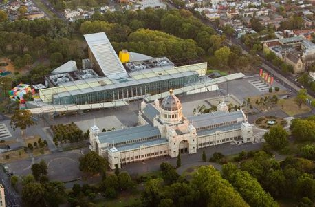 Museum of Victoria and the Royal Exhibition Building