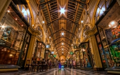 The Royal Arcade, Melbourne