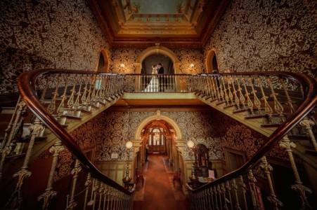 Grand Stairway at Labassa Mansion
