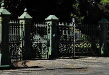 Caste Iron Gates to Labassa