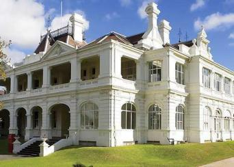 The Architectural Masterpiece Stonnington Mansion