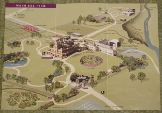 Map-Werribee-Park