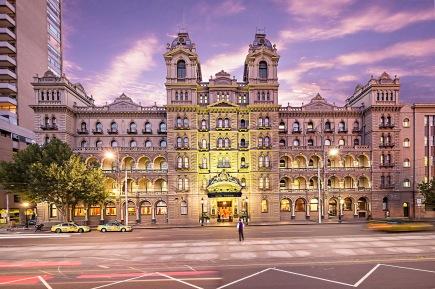 The Historic Windsor Hotel, Melbourne