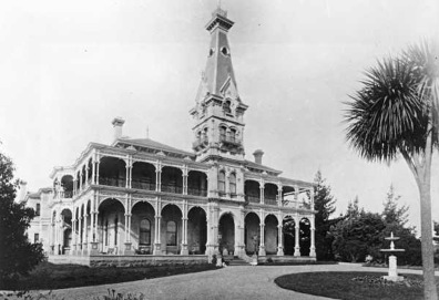 Rupertswood Estate 1890
