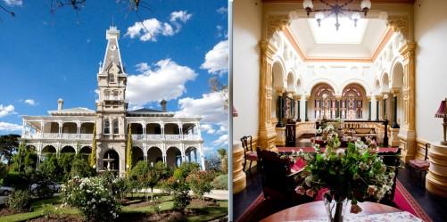 Rupertswood Estate renovated heritage mansion
