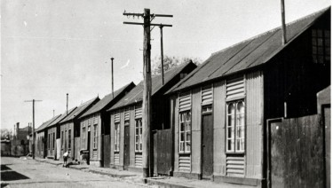 Portable Iron Houses in South Melbourne