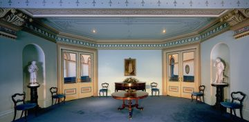 Ballroom Vestibule