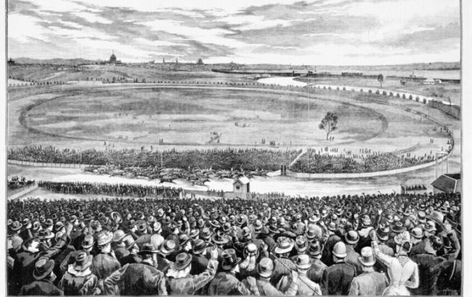 The finish of the Melbourne Cup 1885, credit State Library of Victoria.jpg__760x480_q85_crop_subsampling-2_upscale