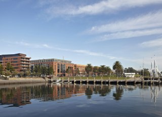 Deakin University's Waterfront Campus
