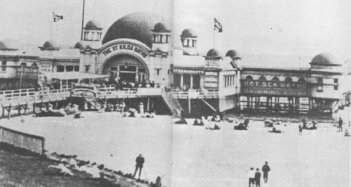 Old St Kilda Sea Baths
