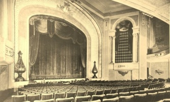 Palais Theatre Interior 1930s