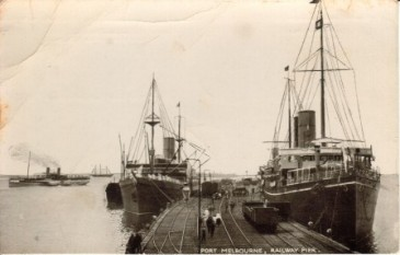 Port Melb - Railway Pier-00