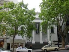 Baptist Church, Collins St (1845)