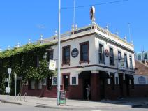 The Corkman Irish Pub, formerly the Carlton Inn