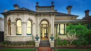 Former Mayoral Mansion - Prahran