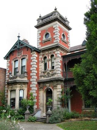 Huntingtower - Kew