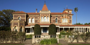 Rippon Lea House - Elsternwick