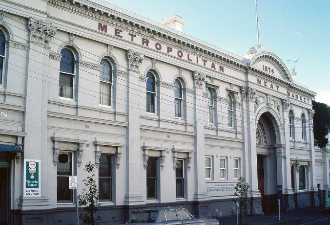 Metropolitan Meat Market
