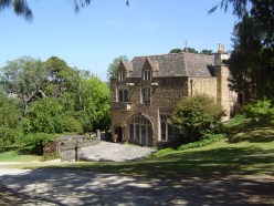 The Great Hall at Montsalvat - Eltham