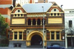 Victorian Artists Society Building - East Melbourne
