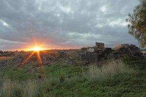 sunset_cumberland_ruins