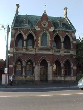 FORMER ES&A BANK (MANRESA PEOPLE'S CENTRE) 343 BURWOOD ROAD HAWTHORN, Boroondara City