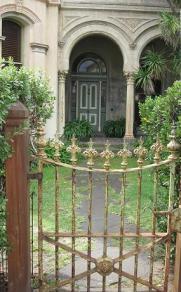 Lathamstowe+gate
