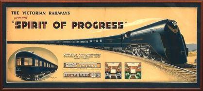 The 'Spirit of Progress'