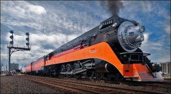 The 'Daylight Express'
