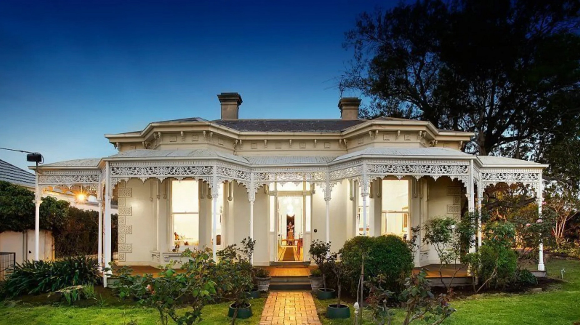 Currajong House in Hawthorn was saved from demolition by Planning Minister Richard Wynne in May