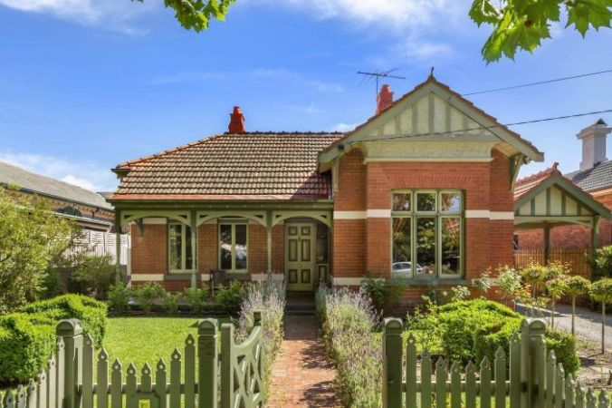 This historic house at 55 Seymour Road Elsternwick was demolished in August, despite outrage from locals.jpg