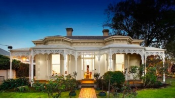 The former Currajong House in Hawthorn